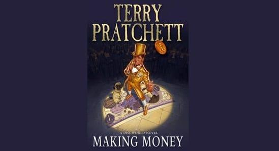 Book Review: Making Money // Terry Pratchett