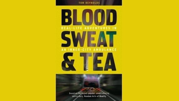 Book By My Bedside: Blood, Sweat & Tea // Brian Kellett