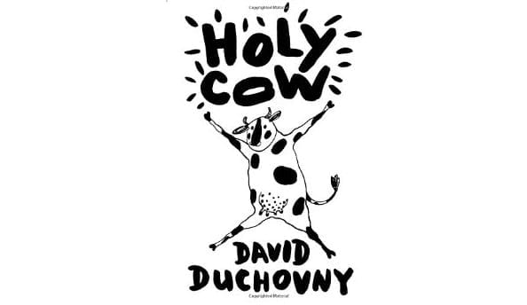 Book Review: Holy Cow // David Duchovny