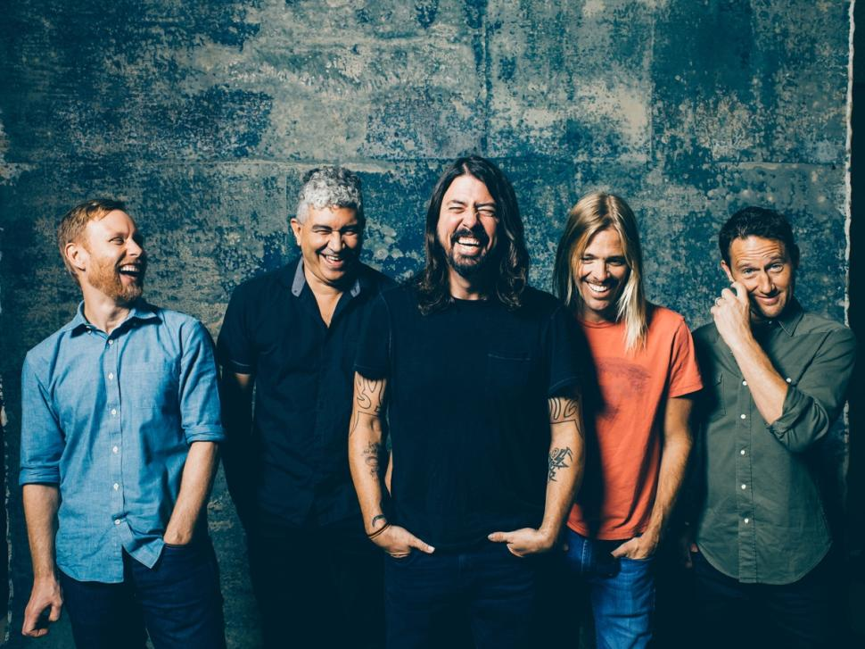 Live Review: Foo Fighters // Emirates Old Trafford, Manchester, 27.05.15
