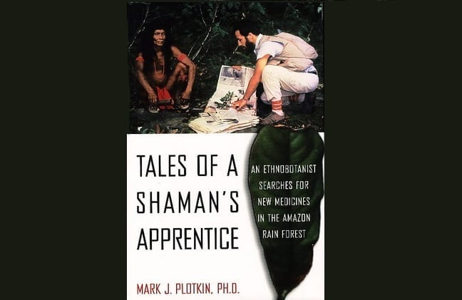 Book Review: Tales of a Shaman's Apprentice // Mark J. Plotkin, Ph. D.