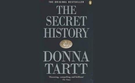 Book By My Bedside: The Secret History // Donna Tartt