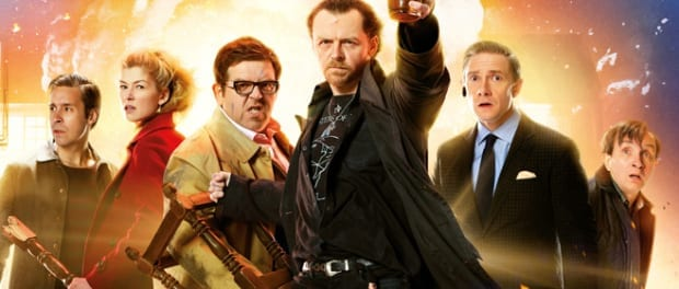 Movie Monday: The World's End