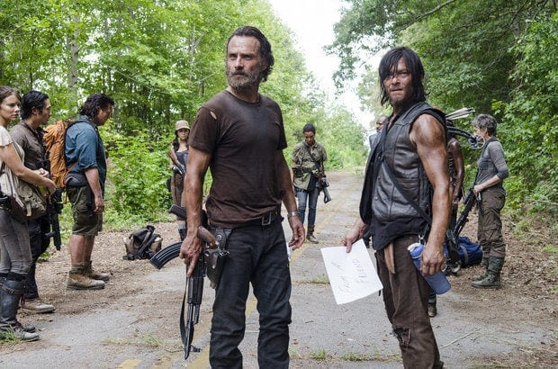 TV Review: Them S5E10 // The Walking Dead