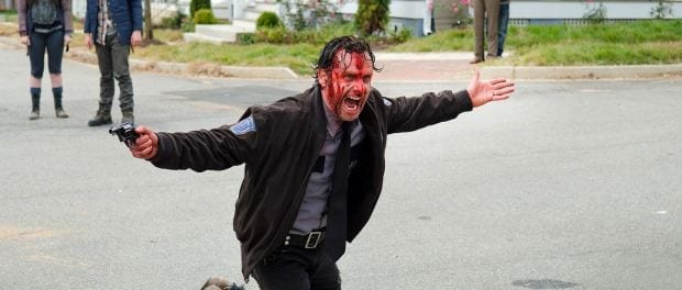TV Review: Try S5E15 // The Walking Dead