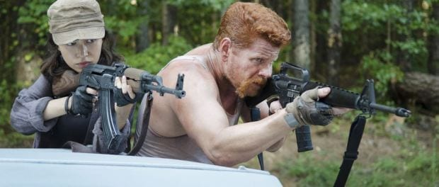 TV Review: The Distance S5E11 // The Walking Dead
