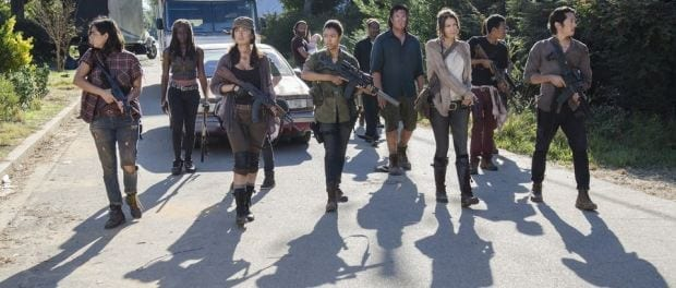 TV Review: Remember S5E12 // The Walking Dead