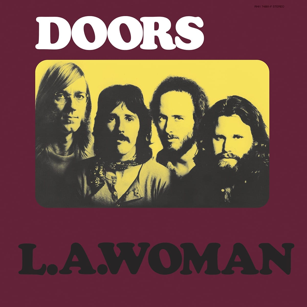 A Blast From The Past: LA Woman // The Doors