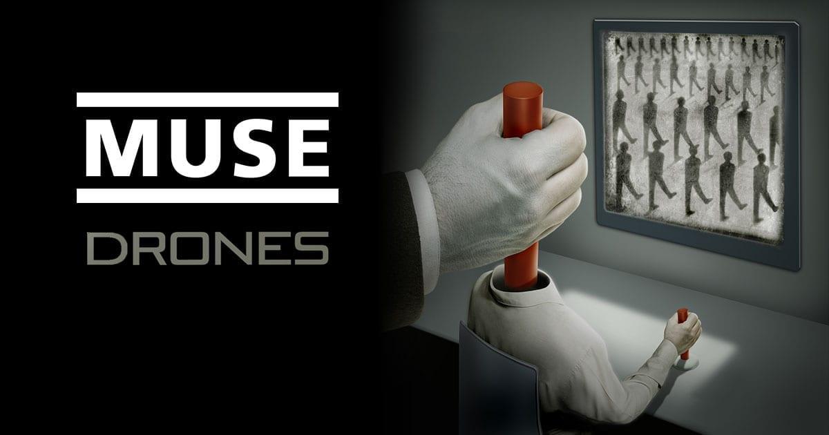 Album Review: Drones // Muse