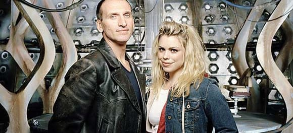 TV Feature: New Who – Back in Time with Nine