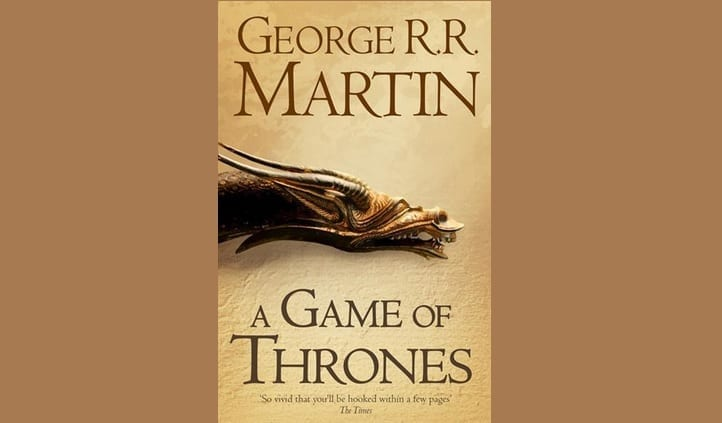Book Review: A Game Of Thrones // George R.R. Martin