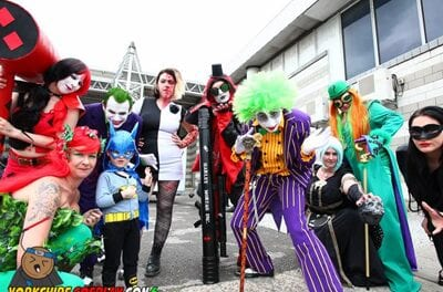 Yorkshire Cosplay Con 7