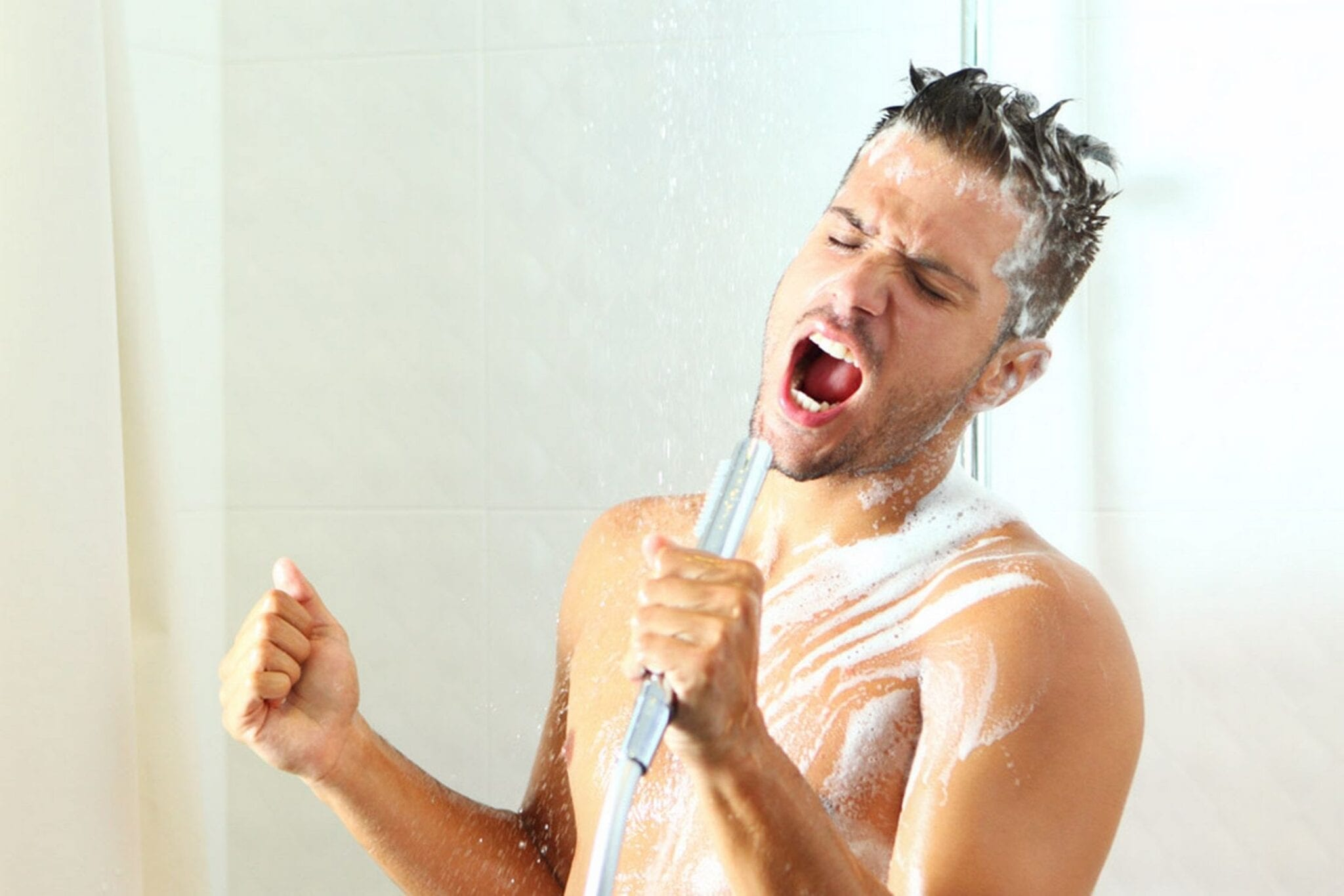 Song Science: Why Do We Sing Better in the Shower?
