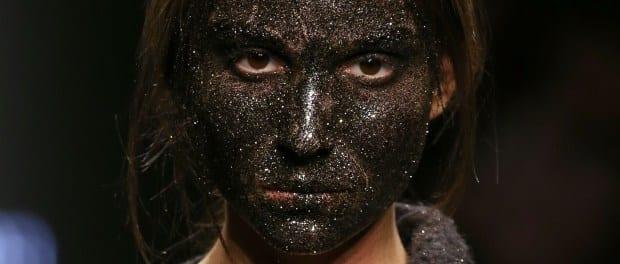 Black Leather, Black Feathers, and Blackface: Milan Fashion Week 2015