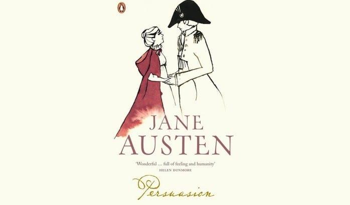 Book By My Bedside: Persuasion // Jane Austen