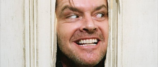 Filling in 'The Shining'