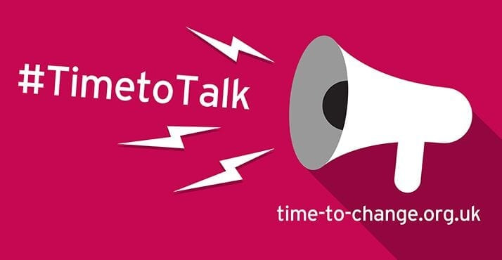 It's Time To Talk: Mental Health
