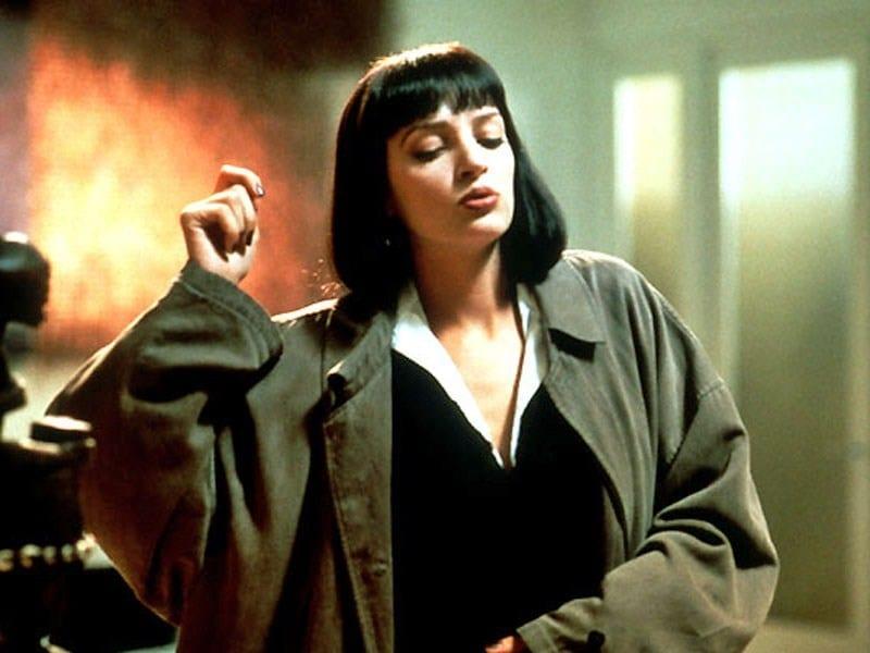 Style in Film: Mia Wallace
