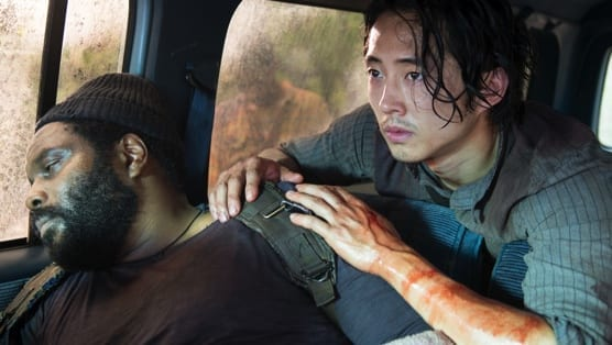 TV Review: What Happened and What's Going On S5E09 // The Walking Dead