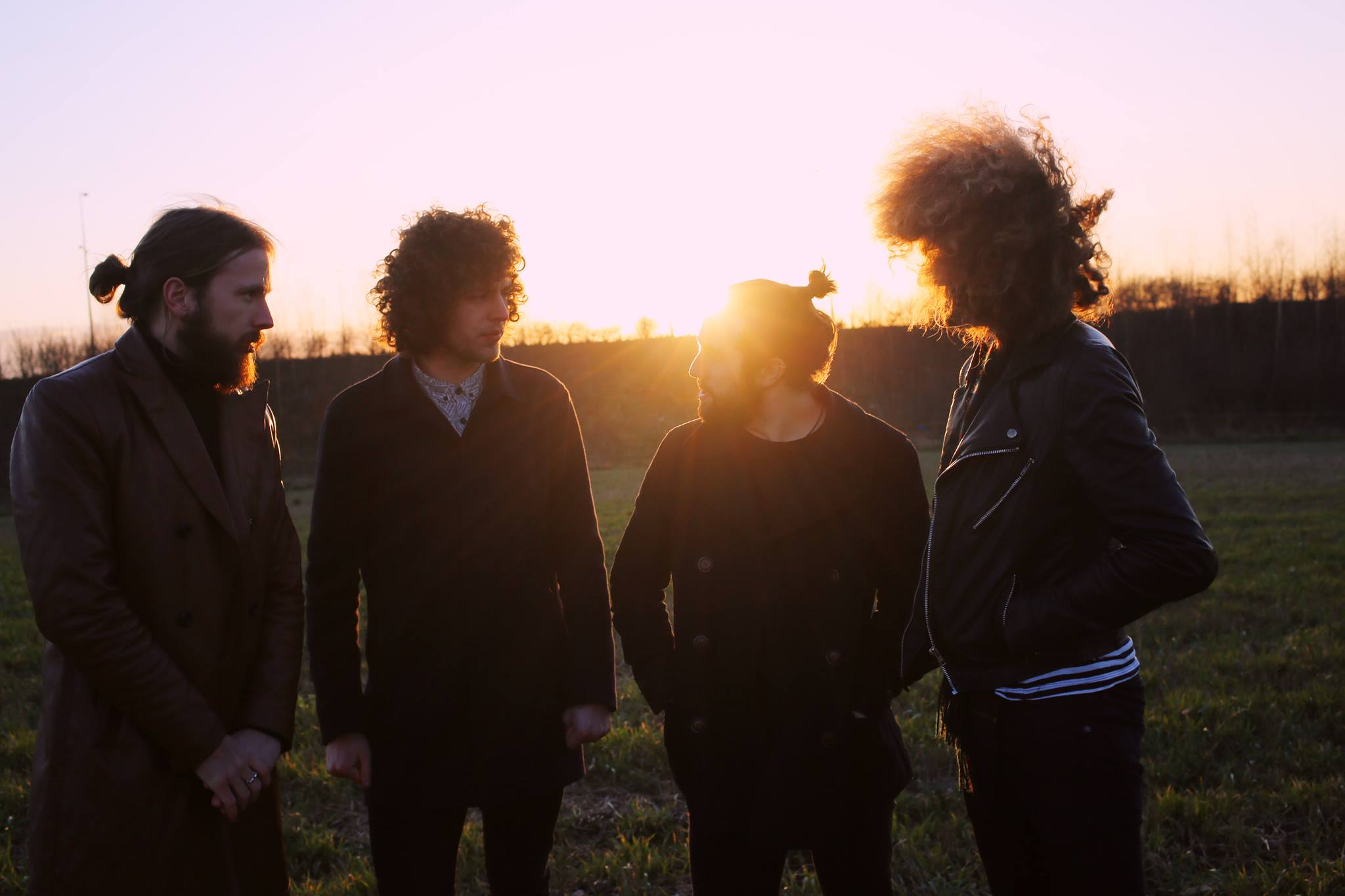 Interview: The Glass Caves