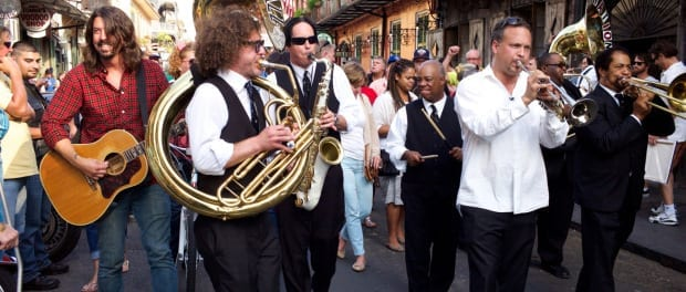 TV Review: New Orleans – Sonic Highways // Foo Fighters