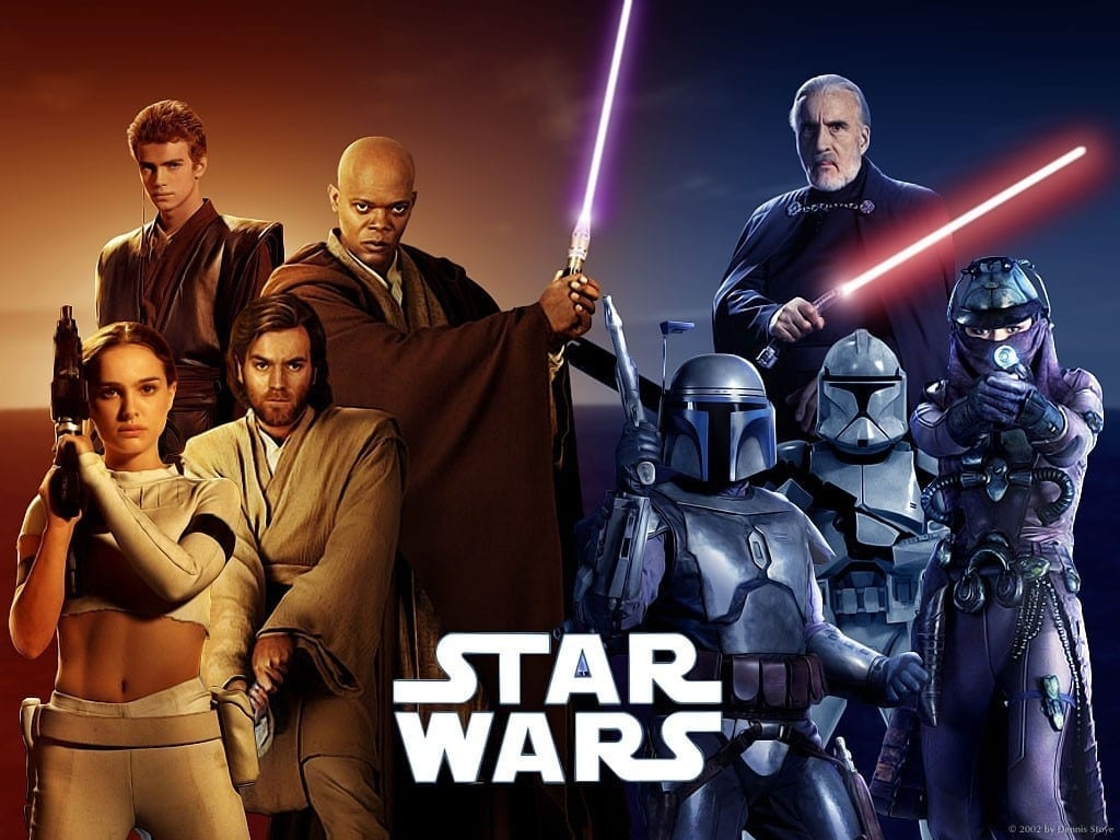 Film Review: Star Wars: Episode II – Attack Of The Clones