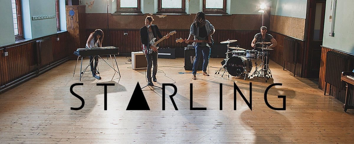 Track Review: Lights // Starling