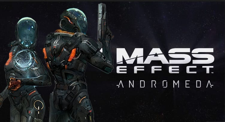 Gaming News: Mass Effect 4: Andromeda Trailer Released