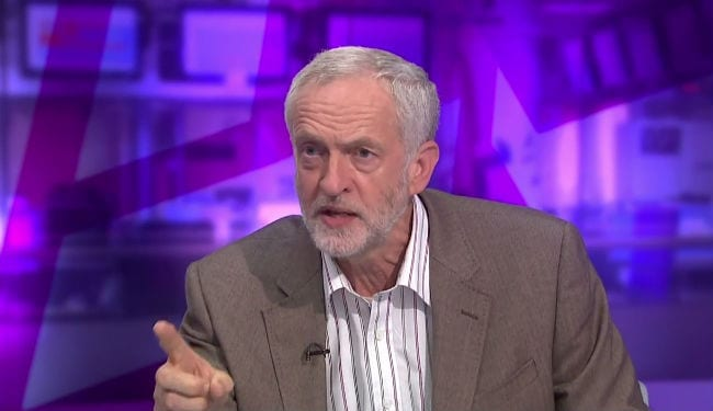 Why You Should Vote For… Jeremy Corbyn