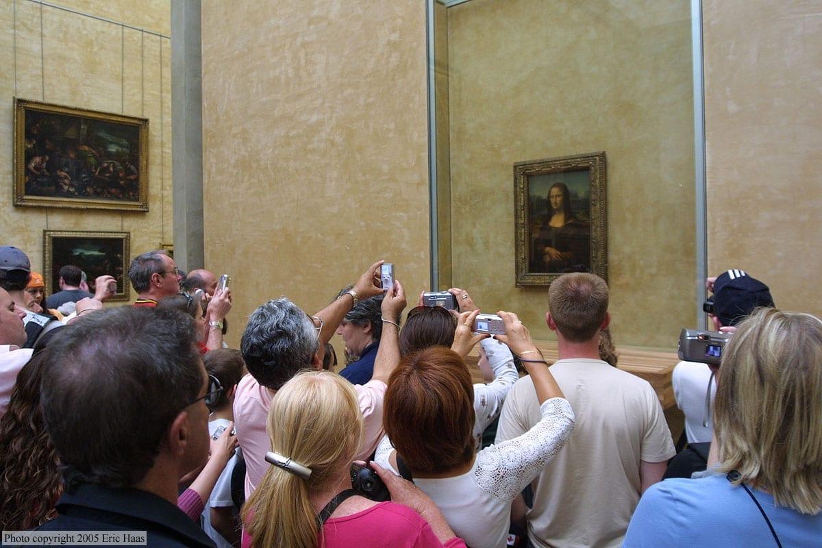 Stop Taking Photos in Art Galleries!