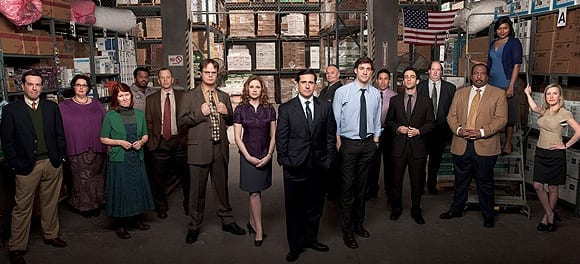 TV: UK vs. US Part 1: The Office
