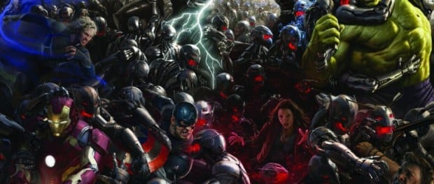 Comic Book Movies: Why are they so popular?