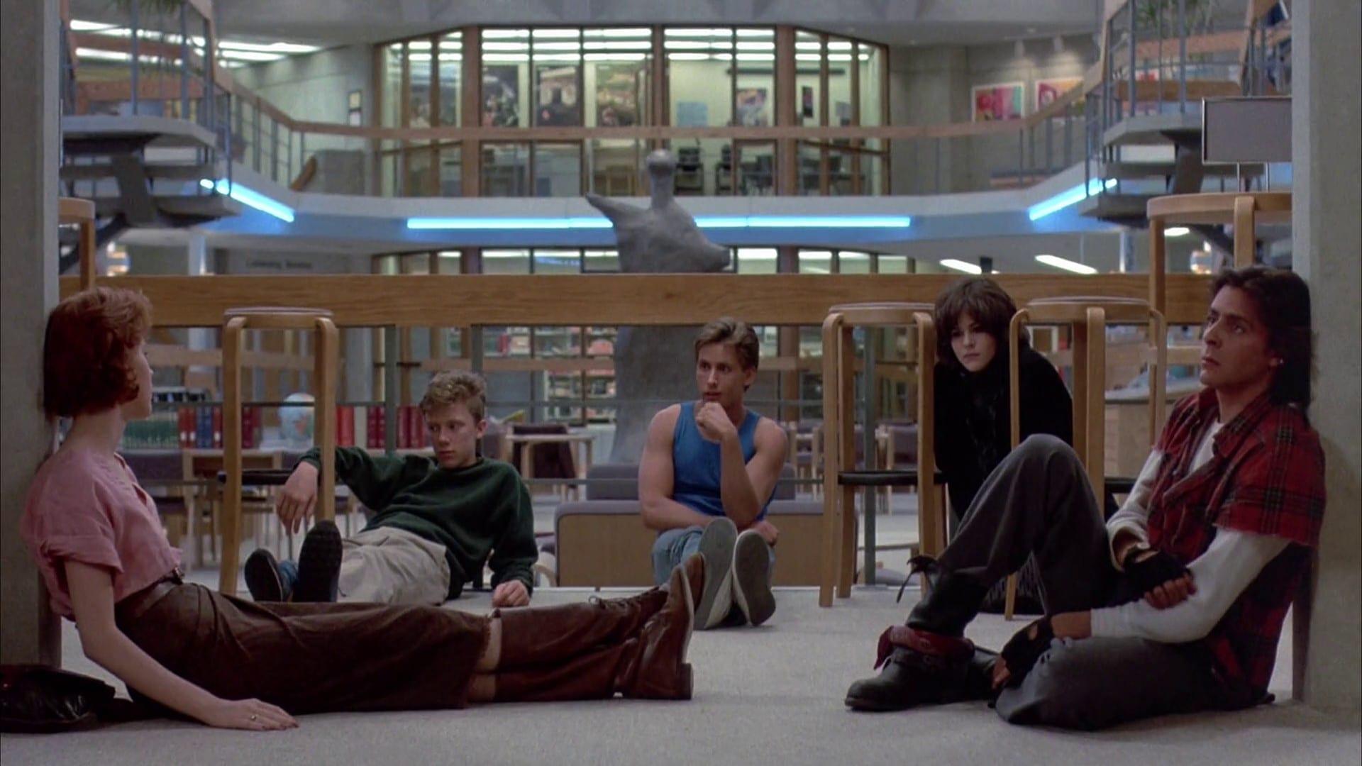 Movie Monday: The Breakfast Club