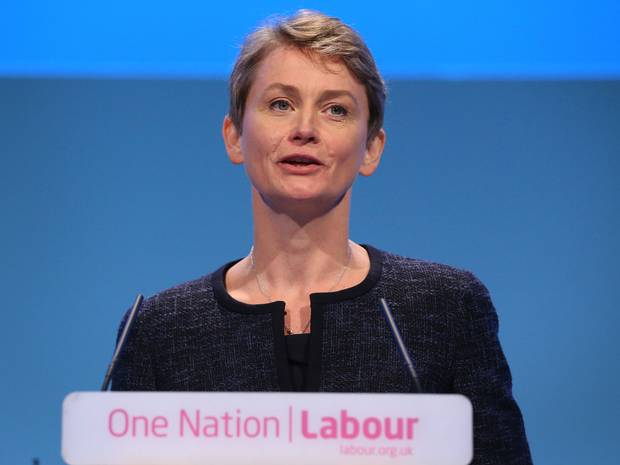 Why you should vote for… Yvette Cooper