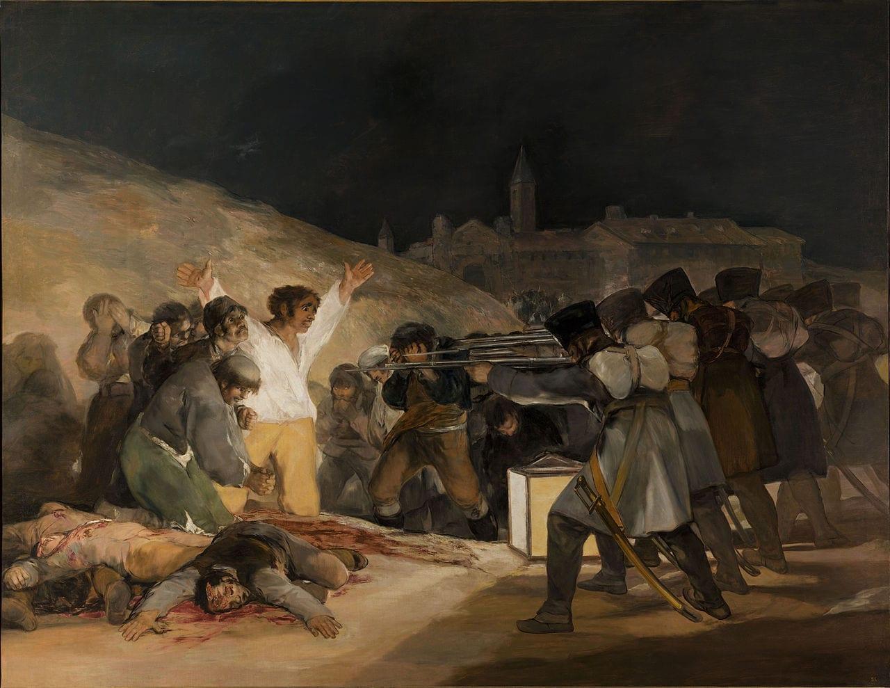 Perceptions of War: Goya's 'Third of May'