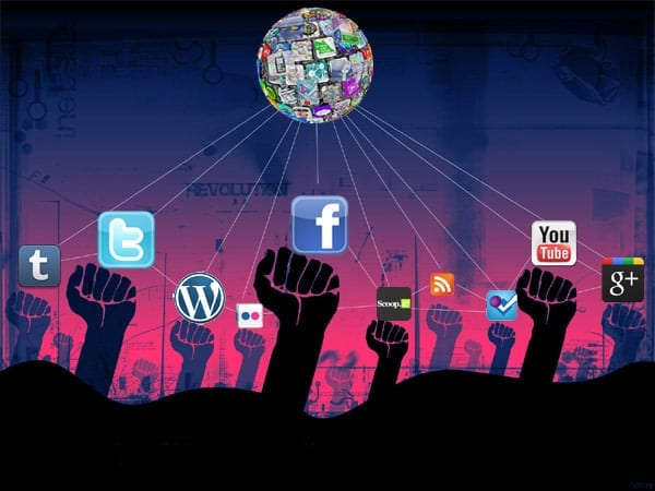 Is Social Media Creating a New Generation of Activists?