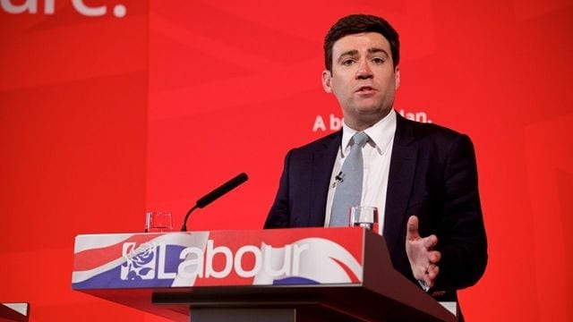 Why You Should Vote For… Andy Burnham