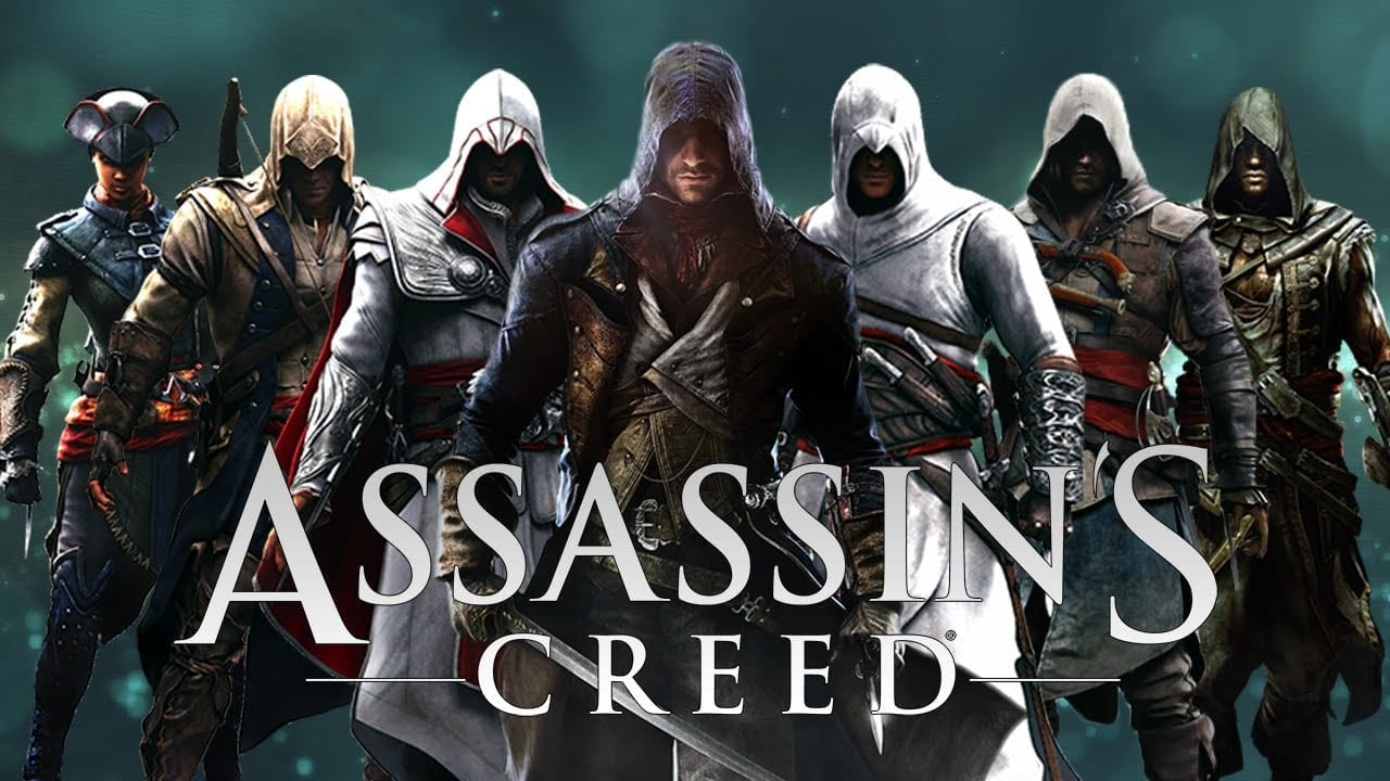 Who's Who: Assassin's Creed