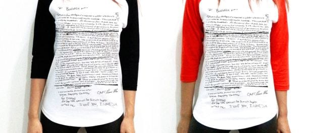 Cobain Suicide Shirt: Profiting from Death