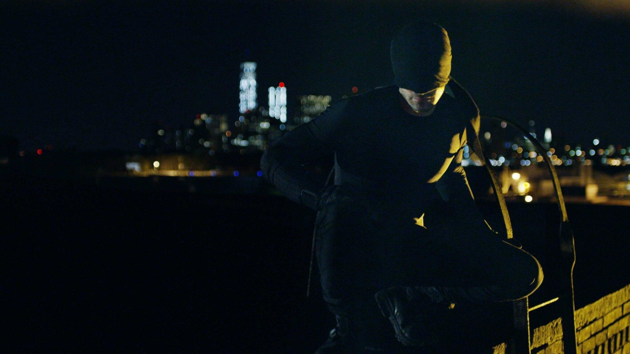 TV News: Netflix Debut 'Daredevil' Trailer
