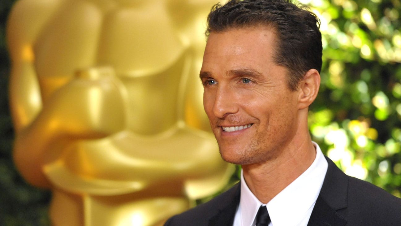 Defining Moments: Matthew McConaughey