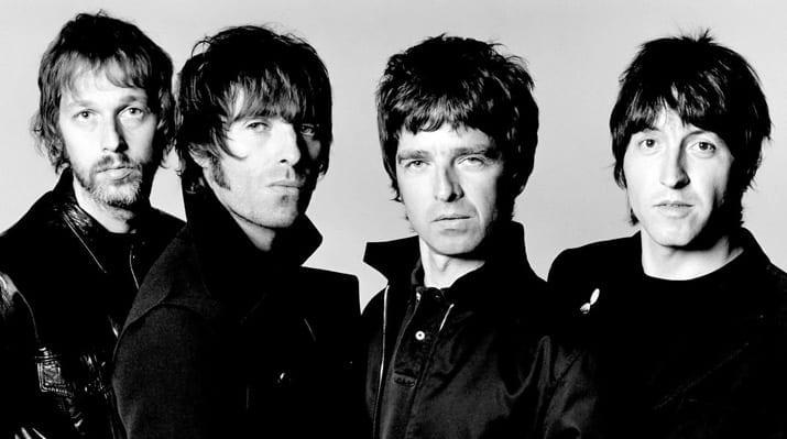 The Top 10 Oasis Lyrics