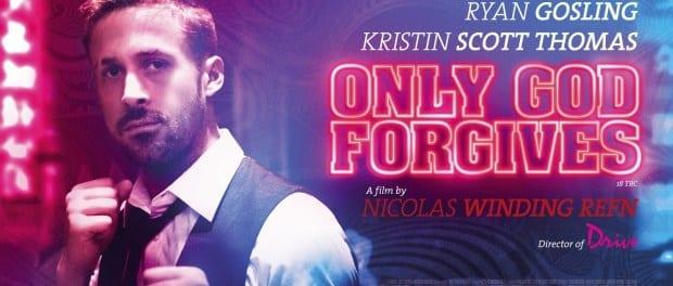 Filling in 'Only God Forgives'