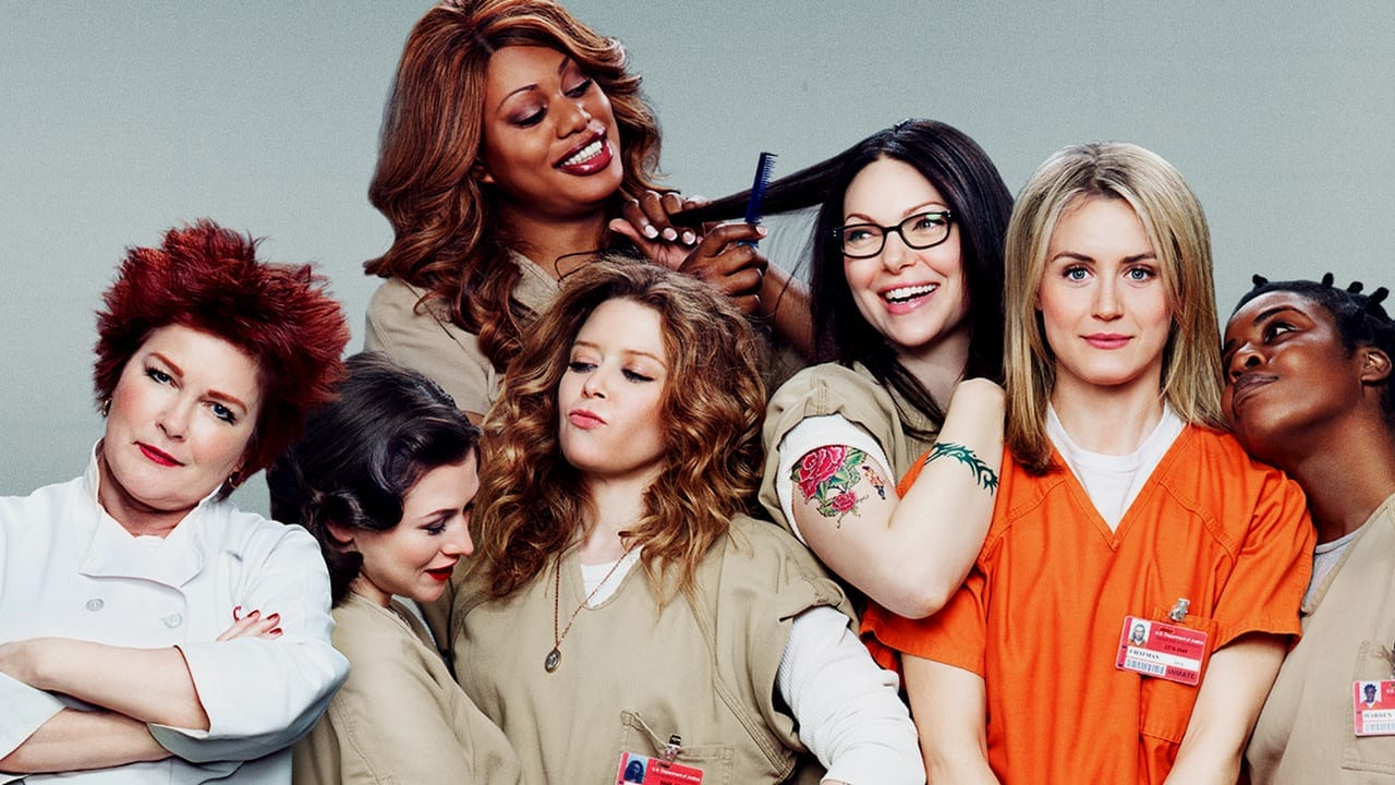 Orange Is The New Black – Let's Hear it for the Girls
