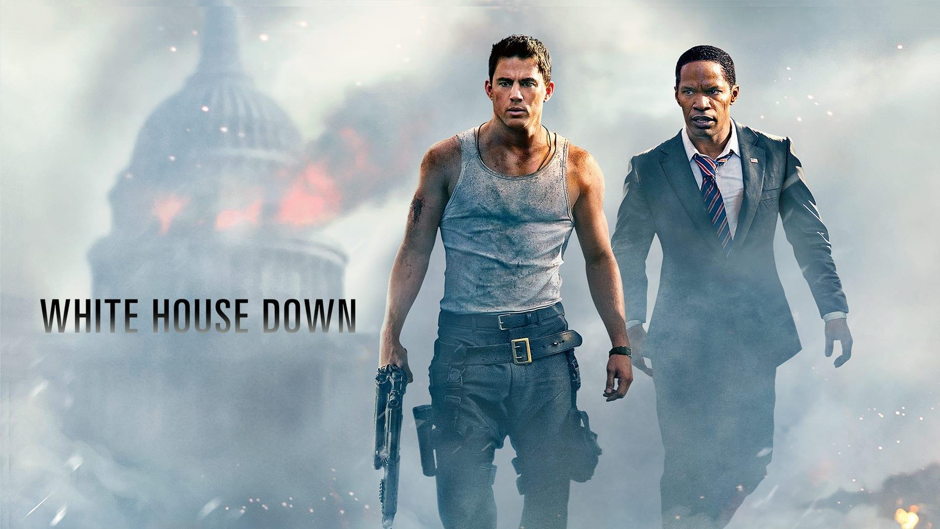 Movie Monday: White House Down