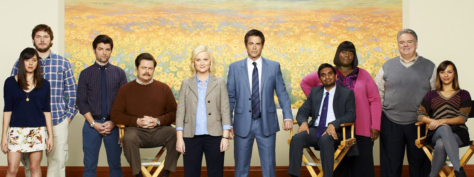 TV News: 'Parks and Recreation' Set to End in February