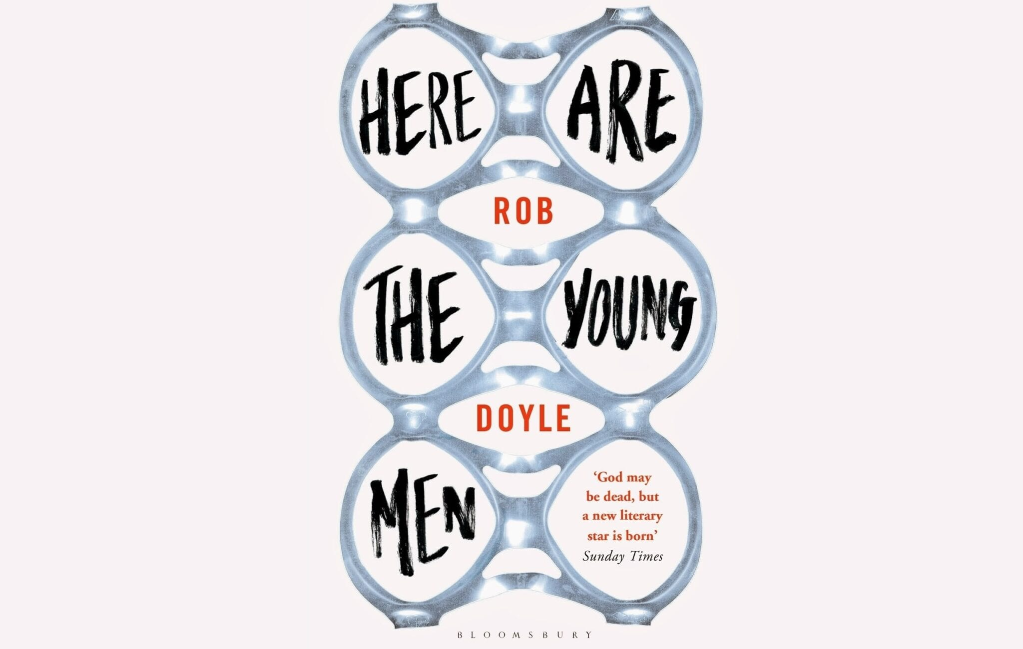 Book Review: Here Are The Young Men // Rob Doyle