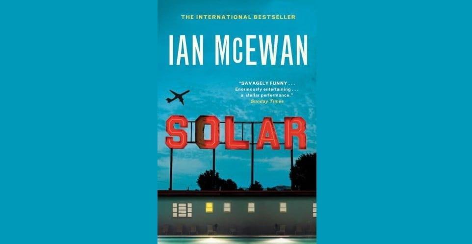 Book By My Bedside: Solar // Ian McEwan