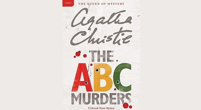 Book By My Bedside: The A B C Murders // Agatha Christie