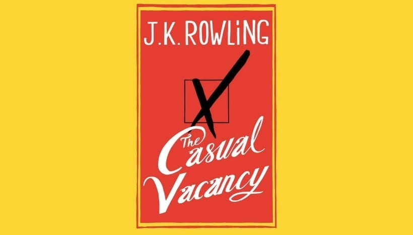Book Review: The Casual Vacancy // J. K. Rowling
